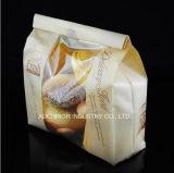 クラフトの紙袋を包む習慣によって印刷されるフランス・パン
