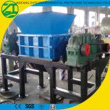 슈레더 기계를 재생하는 폐기물 플라스틱 또는 고무 또는 나무 또는 타이어