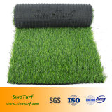 Het kunstmatige Valse Gras van het Gazon van het Gras (emc-TW) voor de Commerciële Decoratie van het Gebied