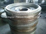 4.00-8 Geschäftemacher-Reifen-Form der Dreiradgummireifen-Form-drei