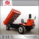 De Vrachtwagen van de Stortplaats van de dieselmotor 180t 5 Ton van de Emmer