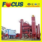 40tph à l'usine modulaire de mélangeur de l'asphalte 200tph