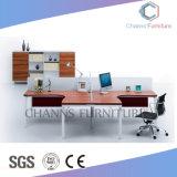 Sitio de trabajo abierto del escritorio de oficina de los muebles modernos (CAS-W1771535)