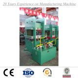 imprensa Vulcanizing de borracha Vulcanizing da máquina da placa de 25t 50t
