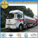 FAW頑丈なタンク車30000リットルの燃料タンクのトラック8X4の