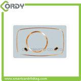 Preiswerte Zweifrequenz 125kHz +915MHz RFID kontaktlose Chipkarte