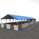 Большие пространства предварительно созданный стали структуры хранения навесы для продажи