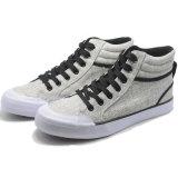 New Basil Classic Vulcanization de lona de alta qualidade Leisure Men Shoes