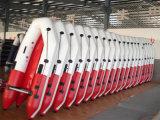 Opblaasbare Boot van pvc van de Boot van de Persoon van Liya 2-16 de Zachte Opblaasbare