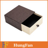 공장 도매 각인 로고 공상 서류상 미끄러지는 서랍 포장 상자