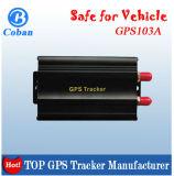 Sistema de seguimiento GPS de fábrica con Web Tracking GPS vehículo Tracker 103A