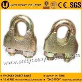 La Chine a fait à DIN1142 le clip malléable de câble métallique