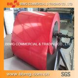 China galvanizou telhas de telhadura corrugadas do aço ASTM PPGI/quente Prepainted/cor revestidos/laminado telhando a bobina de aço