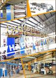 Inteligente de 3 capas de cartón corrugado de cartón de la planta de fabricación de cartón máquina