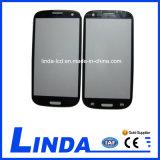 Samusng S3ガラスのための携帯電話のガラスレンズ