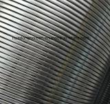 Tubo di filtrazione Drilling del pozzo d'acqua dell'acciaio inossidabile dello schermo di collegare del cuneo