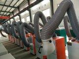 Collettore di polveri del fumo di saldatura/estrattore industriali con il filtro da filtrazione della cartuccia