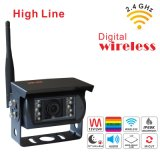 Sistema de cámaras digitales sin hilos del monitor para Elevadores