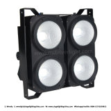 4*100W LED blanco cálido de la luz de la audiencia Studio