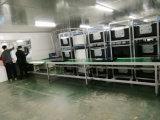 Cadena de producción del LCD TV - línea de tránsito de la correa