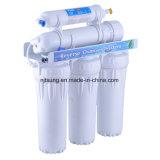 Filtro da acqua del sistema del RO delle 5 fasi senza pompa per bere domestico