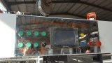 Empaquetadora de alta velocidad semi automática para el rectángulo Stitiching del cartón