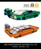 Separatore permanente a pulizia automatica di Mangetic per il ferro metallurgico delle scorie