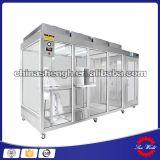 Airkey paste het Modulaire Schone Ontwerp van de Zaal aan, ISO7 Modulaire Cleanroom