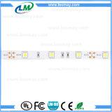 Tira flexível impermeável do diodo emissor de luz de SMD para a decoração ao ar livre