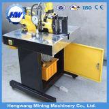 Doppelzylinder-Hüttenarbeiter-Hauptleitungsträger-aufbereitende Maschine