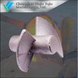 Pezzo fuso di sabbia duttile di lucidatura personalizzato del ferro di trattamento di superficie di precisione