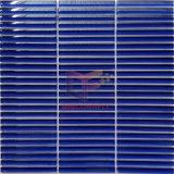 De blauwe Tegel van de Strook van het Glas voor Pool (PT55)