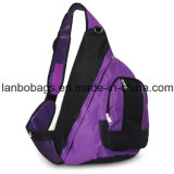 Poliéster 600d viajar ligero Sling Bags