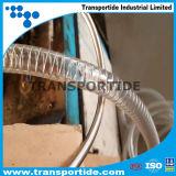 Boyau de spirale de fil d'acier de PVC de boyau/plastique de fil d'acier de PVC