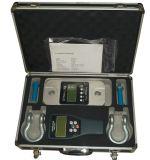El dinamómetro digital y conexión inalámbrica a una célula de carga