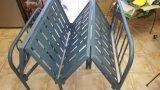 ホーム現代家具の鋼鉄プラットホームの折るベッド
