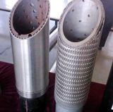 Preimballare il setaccio del pozzo della base del filtro per pozzi/tubo dell'acqua per la risorsa idrica