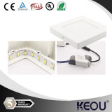 CRI>80 PF>0.90 Square Dimmable 8inch18W LED Ceiling Light