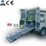 Вспомогательное оборудование автомобиля, алюминиевый пандус корабля