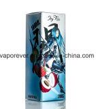 Kundenspezifische Entwurfs-Paket-Kennsatz-Kasten-Fabrik E-Flüssigkeit für E-Zigarette Haka/Mamaku/Vera NIC-Saft des Saft-/Baron6/Mag7/Pie/Swidn/Novo/Vivace/Tko/Quich/Lichtbogen 9 neun