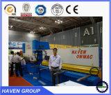 QC11Y série machine hydraulique de la guillotine de cisaillement