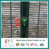 Anti-Arrampicare la barriera di sicurezza di alta densità 358 della rete fissa di alta obbligazione 358