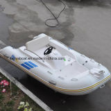 Do barco inflável pequeno do reforço de Liya 3.3m barco de borracha macio China de Hypalon
