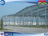 Struttura d'acciaio prefabbricata professionale per il workshop/magazzino