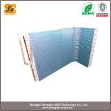 Edelstahl-Gefäß-Aluminiumflosse-Kühler
