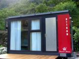 Het prefab Huis van de Container van het Staal Foldinng voor het Leven