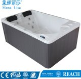 Monalisa In het groot Hete Tub Freestanding Outdoor SPA m-3375A