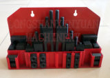 """3/8 """" - 16-9/16 """" люкс стальных высоких твердостей 42PCS зажимая набор"""