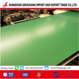 China PPGI revestido de color para la construcción