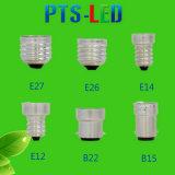Adapter-Lampen-niedrige Schutzkappe der Qualitäts-E14 E27 B22